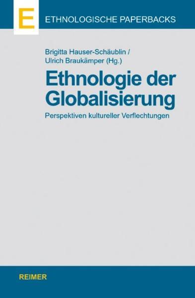Ethnologie der Globalisierung - Coverbild