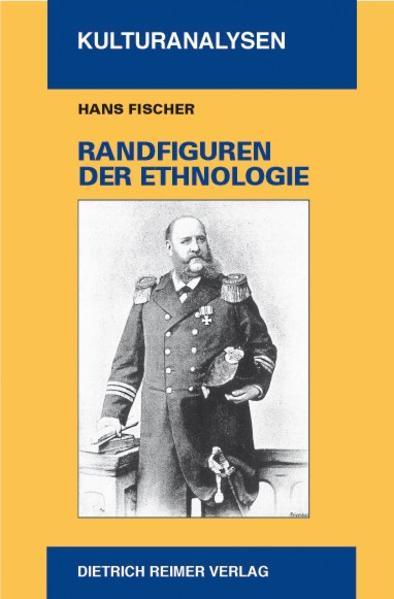 Randfiguren der Ethnologie - Coverbild