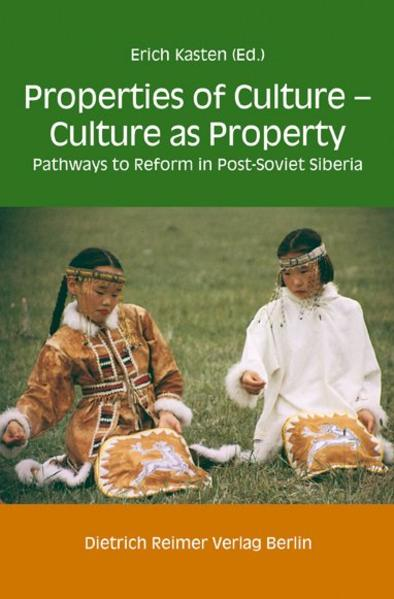Properties of Culture - Culture as Property - Coverbild
