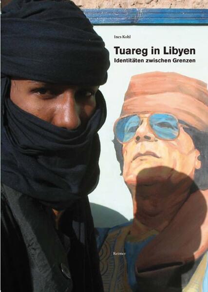 Tuareg in Libyen - Coverbild