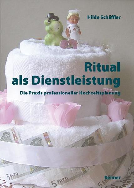 Ritual als Dienstleistung - Coverbild
