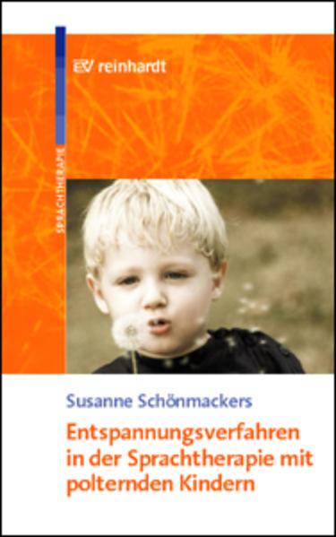 Entspannungsverfahren in der Sprachtherapie mit polternden Kindern - Coverbild