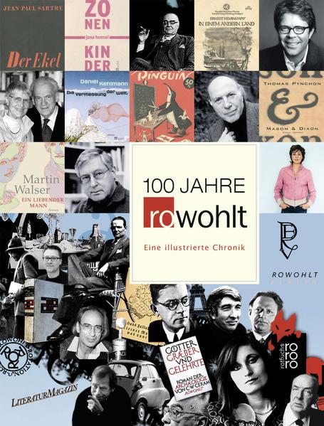 100 Jahre Rowohlt - Coverbild