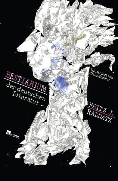 Bestiarium der deutschen Literatur - Coverbild