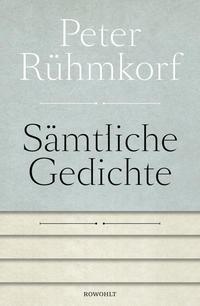 Sämtliche Gedichte 1956 - 2008 Cover
