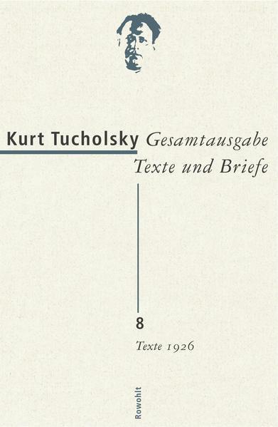 Kostenloses Epub-Buch Gesamtausgabe Texte und Briefe 8