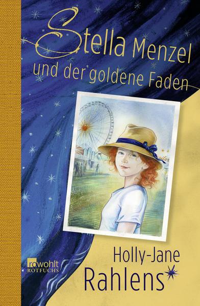 Stella Menzel und der goldene Faden - Coverbild