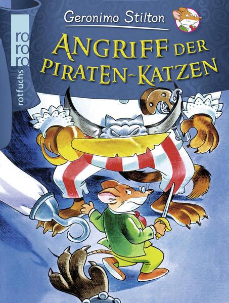 Angriff der Piraten-Katzen - Coverbild