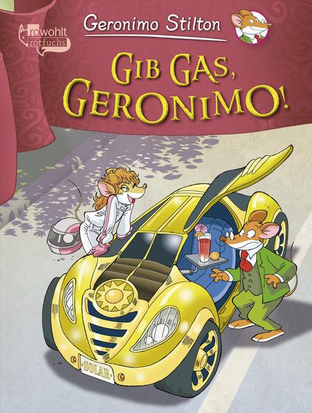 Gib Gas, Geronimo! - Coverbild