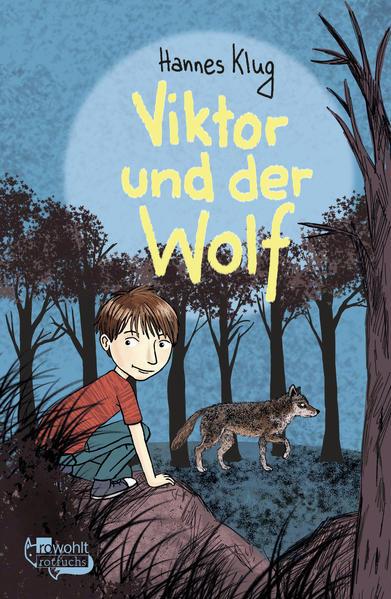 Viktor und der Wolf - Coverbild