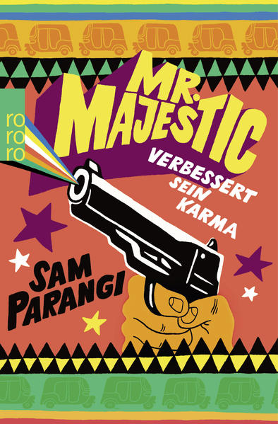 Mr. Majestic verbessert sein Karma - Coverbild