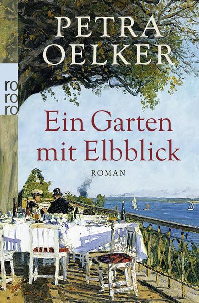 Ein Garten mit Elbblick - Coverbild