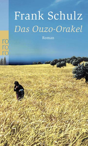Das Ouzo-Orakel - Coverbild