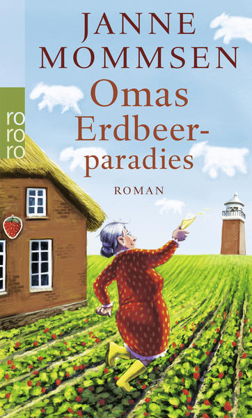 Omas Erdbeerparadies - Coverbild