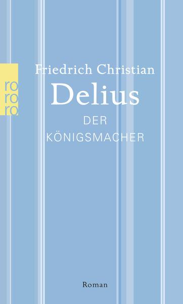 Der Königsmacher - Coverbild