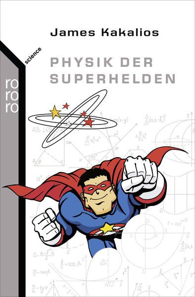 Physik der Superhelden - Coverbild