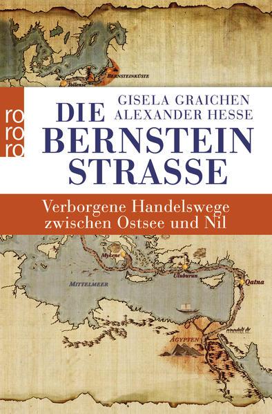 Die Bernsteinstraße - Coverbild