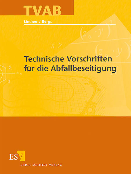 Technische Vorschriften für die Abfallbeseitigung - Abonnement - Coverbild