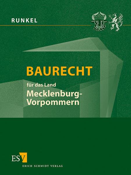Baurecht für das Land Mecklenburg-Vorpommern - Abonnement - Coverbild