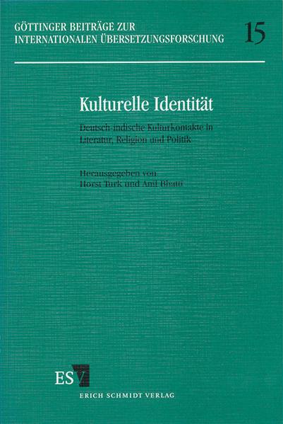 Kulturelle Identität - Coverbild