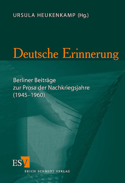 Deutsche Erinnerung - Coverbild