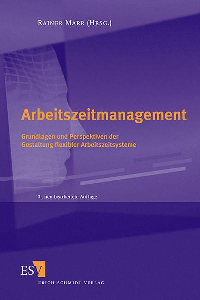 Arbeitszeitmanagement - Coverbild