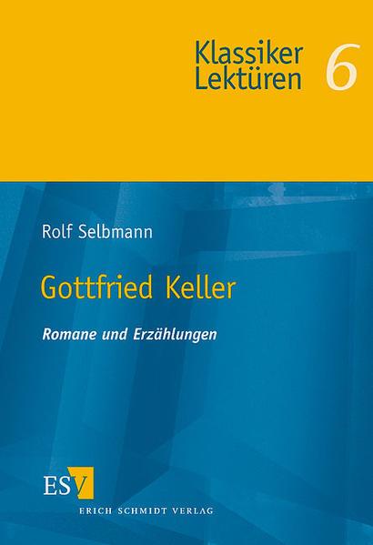 Gottfried Keller - Coverbild