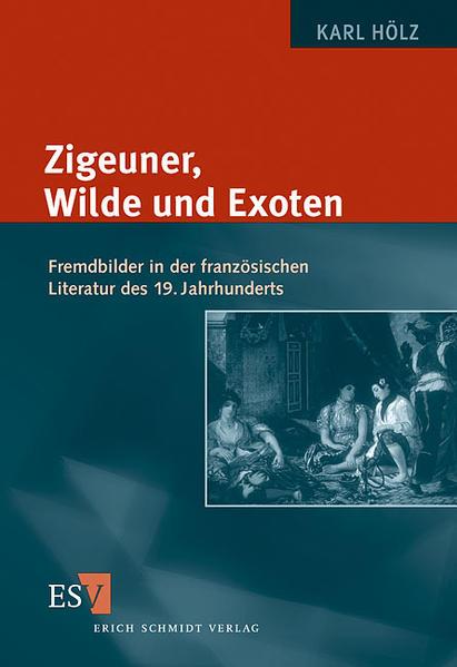 Zigeuner, Wilde und Exoten - Coverbild