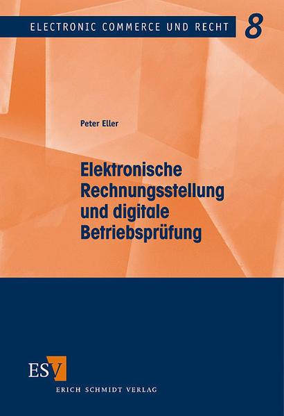 Elektronische Rechnungsstellung und digitale Betriebsprüfung - Coverbild