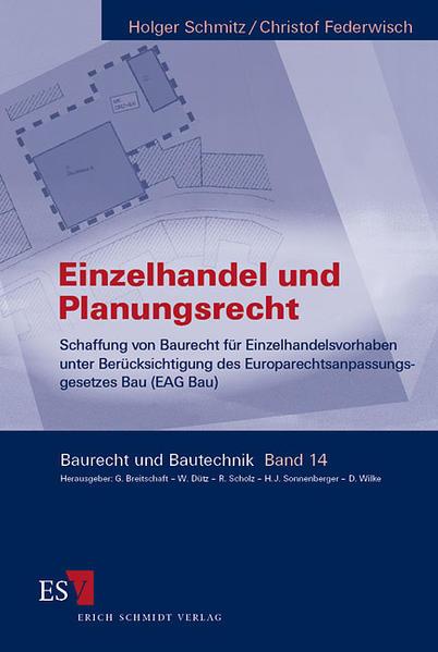 Einzelhandel und Planungsrecht - Coverbild