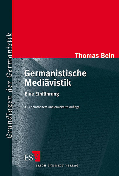 Germanistische Mediävistik - Coverbild