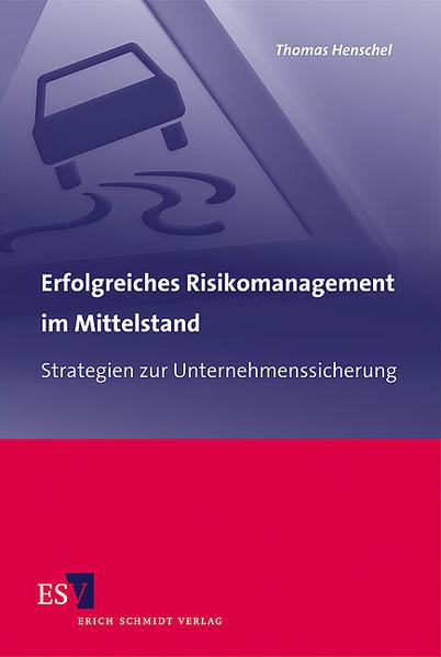Erfolgreiches Risikomanagement im Mittelstand - Coverbild