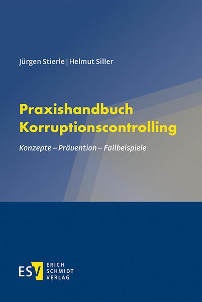 Praxishandbuch Korruptionscontrolling - Coverbild