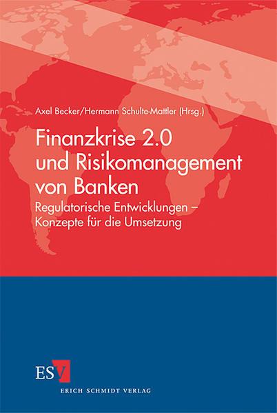 Finanzkrise 2.0 und Risikomanagement von Banken - Coverbild