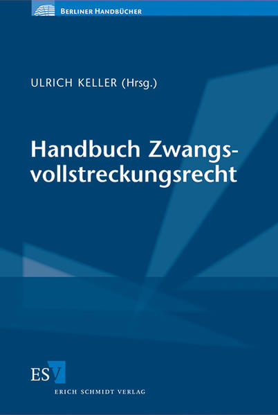 Handbuch Zwangsvollstreckungsrecht - Coverbild