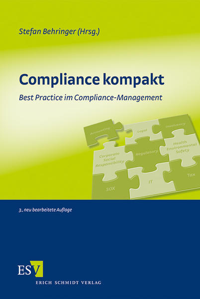 Compliance kompakt - Coverbild