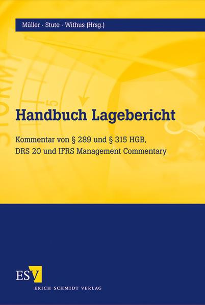 Handbuch Lagebericht - Coverbild