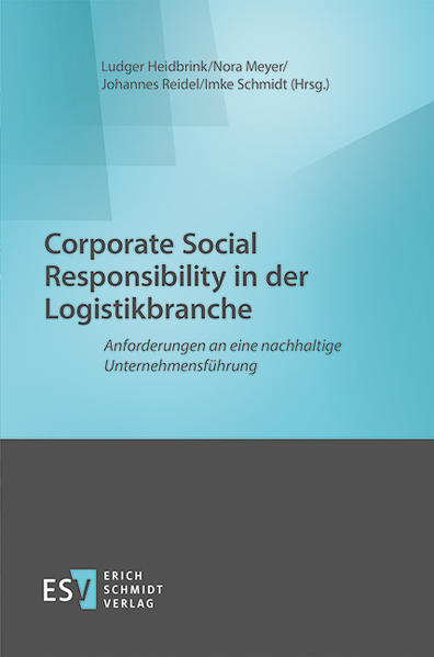 Corporate Social Responsibility in der Logistikbranche - Coverbild