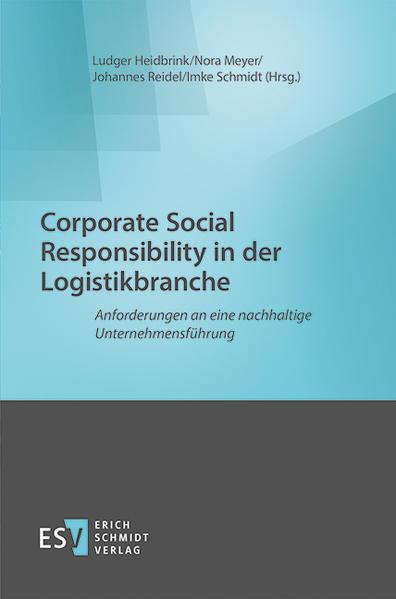 Corporate Social Responsibility in der Logistikbranche - Coverbild
