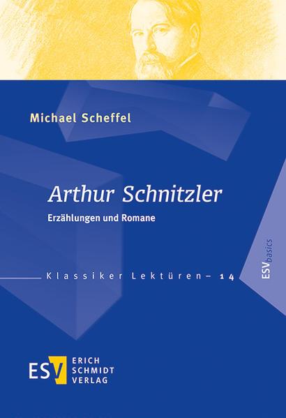 Arthur Schnitzler - Coverbild