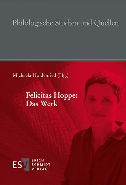 Felicitas Hoppe: Das Werk - Coverbild