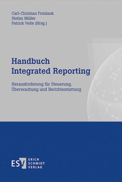 Handbuch Integrated Reporting - Coverbild