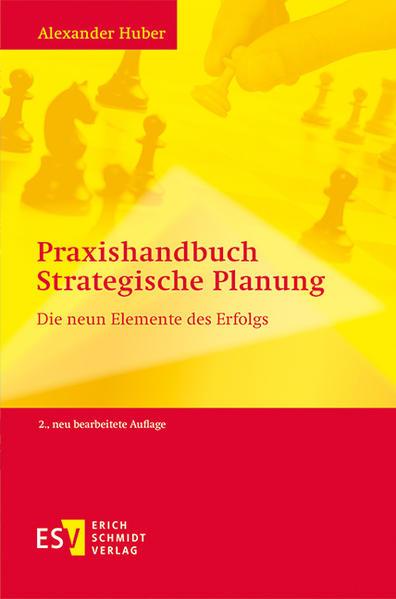 Praxishandbuch Strategische Planung - Coverbild