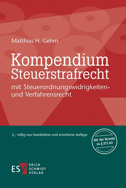 Kompendium Steuerstrafrecht - Coverbild