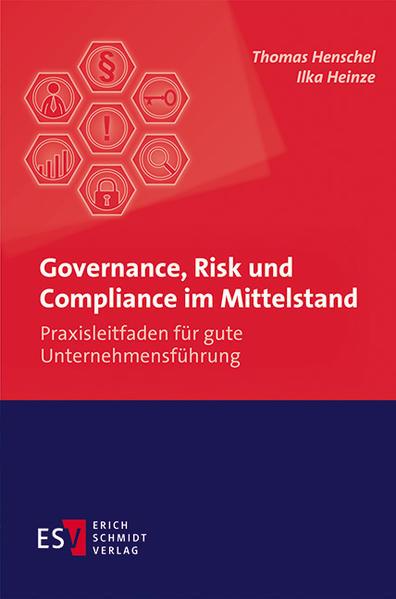 Governance, Risk und Compliance im Mittelstand - Coverbild