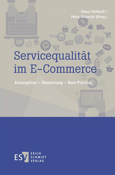 Servicequalität im E-Commerce - Coverbild