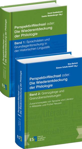 PerspektivWechsel oder: Die Wiederentdeckung der Philologie Band 1 und Band 2 im Gesamtpaket - Coverbild