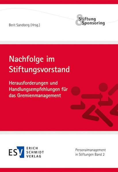 Nachfolge im Stiftungsvorstand - Coverbild
