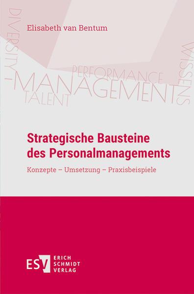 Strategische Bausteine des Personalmanagements - Coverbild