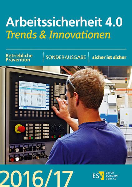 Arbeitssicherheit 4.0 - Coverbild
